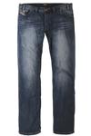 Jeans i sej vask fra Replika
