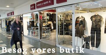 Tøj i store størrelser - Køb trendy modetøj til mænd og kvinder online og i butik