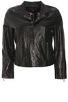 Super läcker och mjuk skinn jacka från Broch Leather