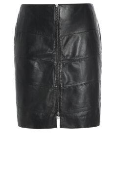 Broch Leather - Nederdel, skind