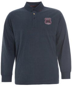 Maxfort - Pikè shirt långärmad