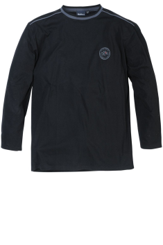 North - Pyjamas t-shirt, langærmet