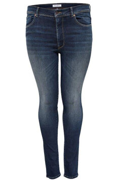 Only Carmakoma - Jeans, med stretch