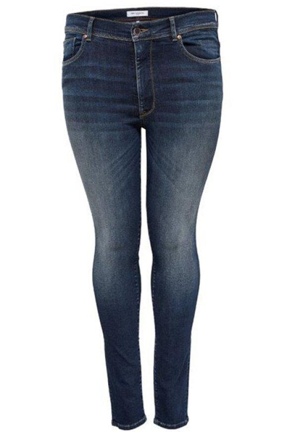 Only Carmakoma - Jeans, med stretch