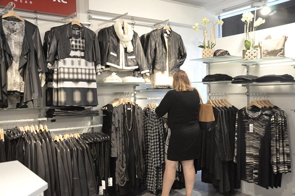 Dameafdeling - Mere shopping!