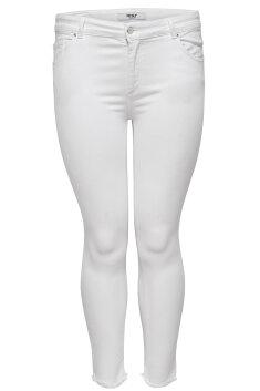 Only Carmakoma - Jeans med stræk