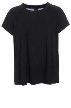 Gozzip Black - Bluse