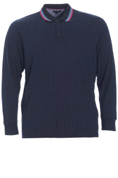 Maxfort - Pikeshirt, långärmad