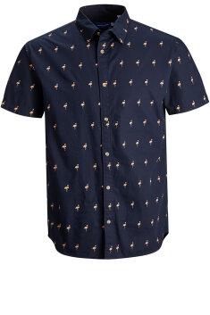 Jack & Jones - Skjorte, kortærmet