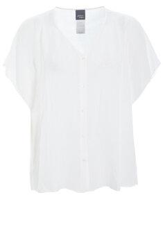 Persona by Marina Rinaldi - Skjorte bluse kortærmet