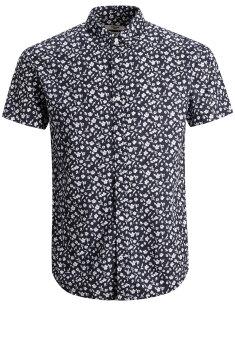 Jack & Jones - Skjorte kortærmet