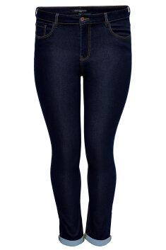 Only Carmakoma - Jeans med stretch