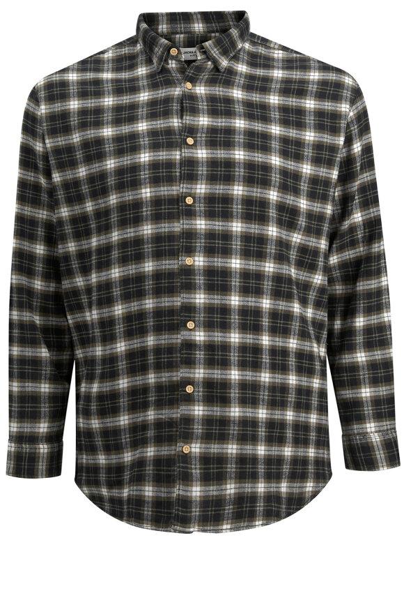Jack & Jones - Skjorte, langærmet