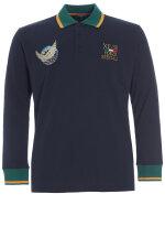 Maxfort - Poloshirt, langærmet