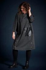 Gozzip Black - Kjole, kort