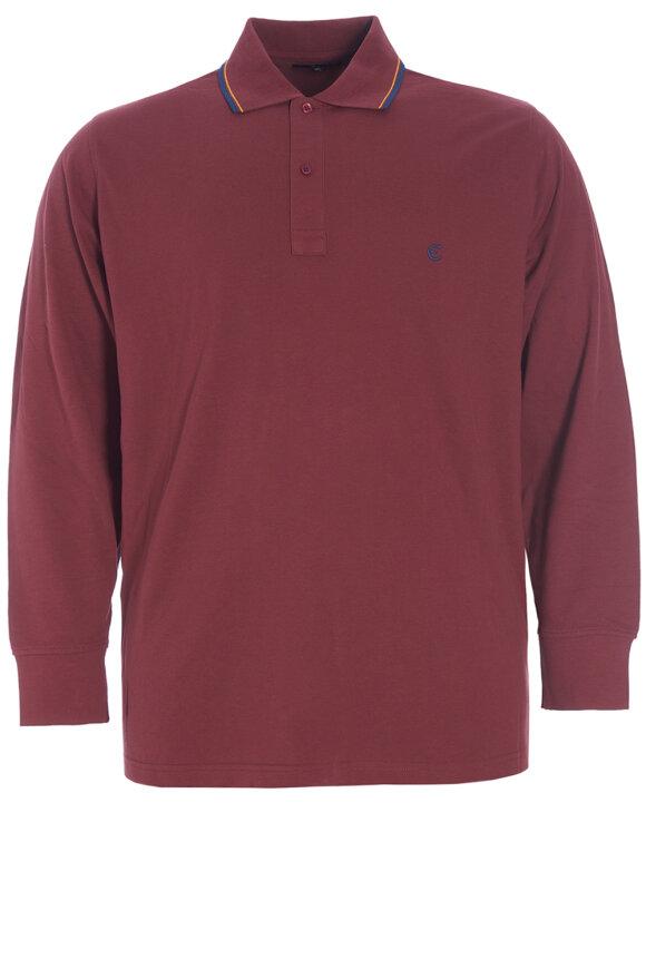 Maxfort - Polo shirt, langærmet