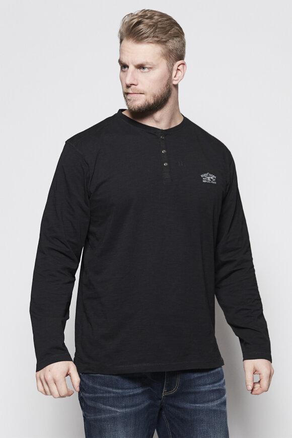Replika - T-shirt, langærmet