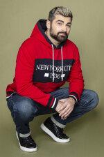 Maxfort - Sweatshirt med hætte
