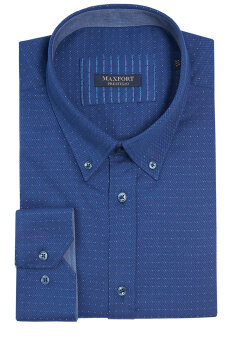 Maxfort - Skjorta, långärmad