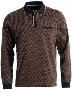 Roberto - Piké shirt långärmad
