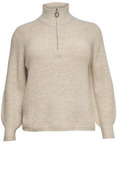 Only Carmakoma - Strik pullover