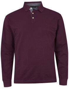 North - Piké shirt, långärmad